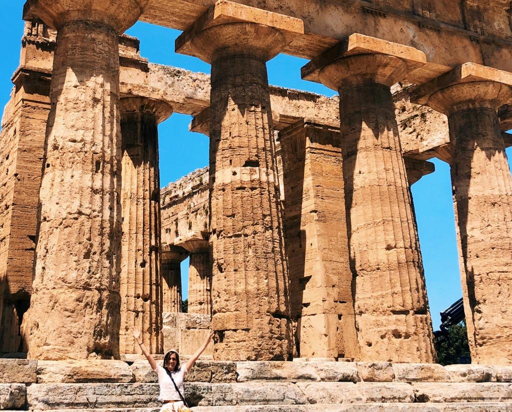 Tempio di Nettuno a Paestum