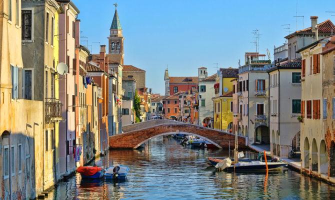 CHioggia la Venezia economica