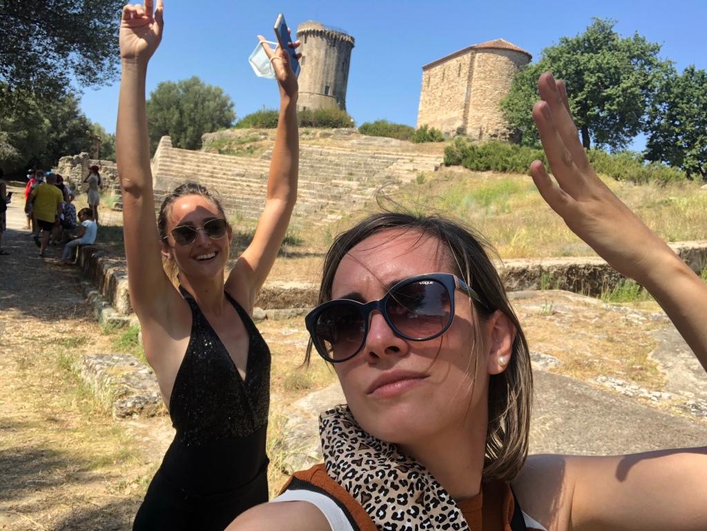 Il sito archeologico di  Velia